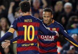 Messi 500. maçında da golünü attı