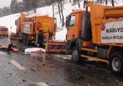 3 işçiyi öldüren sürücü tutuklandı