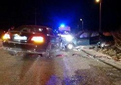 Denizli'de kaza: 4 yaralı