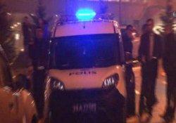 Eyüp'te polis aracına silahlı saldırı