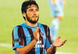 Trabzonspor'da Egemen Korkmaz sürprizi