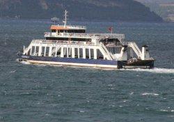 Çanakkale'de deniz ulaşımına fırtına engeli