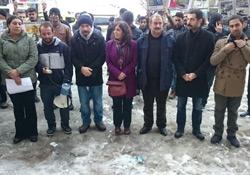 3 Kürt kadın siyasetçinin öldürülmesi Şemdinli'de protesto edildi