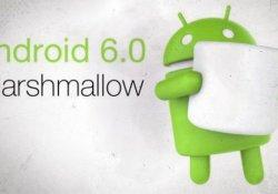 Android Marshmallow 6.0 güncellemesi yayınlandı