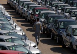 Otomobil pazarı yüzde 23,5 büyüdü