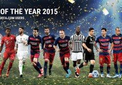 İşte 2015'in en iyi 11'i!