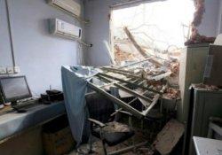 Çin: Hasta ve doktorlar içindeyken hastane yıkıldı