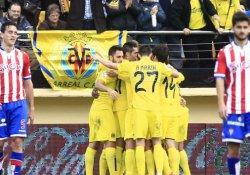 Bakambu'nun yıldızlaştığı maçta Sporting Gijon 2-0 mağlup