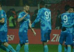 Bursaspor 3 golle 3 puan aldı