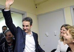 Muhalefetin yeni lideri Miçotakis