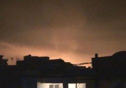 Cizre'de araç parkına düşen top ve roket 30 TIR'ı yaktı iddiası