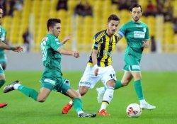 Fener Kadıköy'de gol oldu yağdı