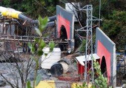 Maden ocağında yangın!
