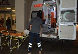 Öğrenci servisi devrildi: 1 ölü, 14 yaralı