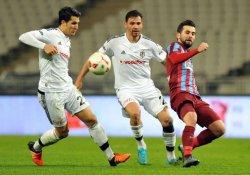 Beşiktaş son dakikada kazandı