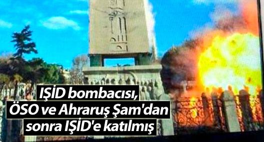 IŞİD bombacısı, ÖSO ve Ahraruş Şam'dan sonra IŞİD'e katılmış