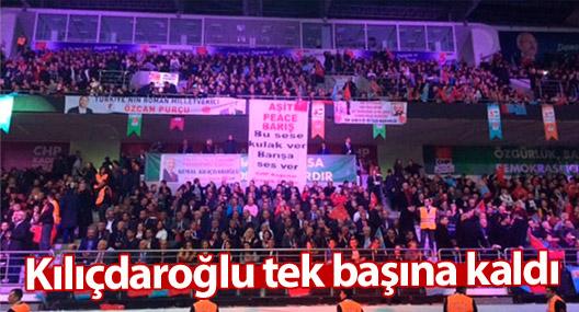 Balbay aday olamadı, Kılıçdaroğlu tek aday!