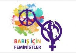 Feministlerden Barış İçin Akademisyenler'e destek