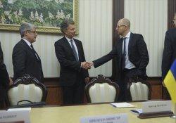 Özel temsilciler Ukrayna'da