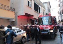 Kadıköy'de yangın: 1 ölü