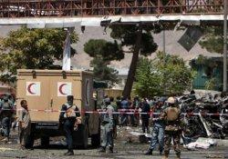 Afganistan'da intihar saldırısı: 4 ölü