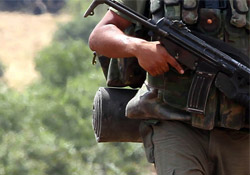 Bingöl'de patlama: 1 asker hayatını kaybetti, 1 asker yaralandı