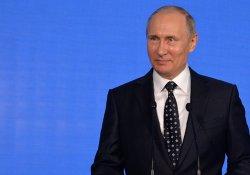 Putin: Rusya dünyanın en büyük gıda üreticisi olma yolunda