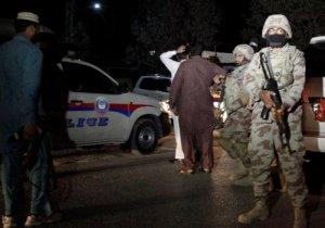 Pakistan'ta polis akademisine saldırı: En az 58 ölü