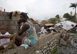 Haiti'de 800.000 insan gıda yardımı bekliyor
