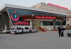 Elazığ'da Devlet Hastanesinde silahlı saldırı: 1 ölü, 1 yaralı