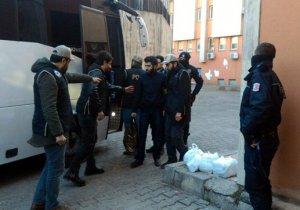 Mardin'de 29 kişi adliyeye sevk edildi