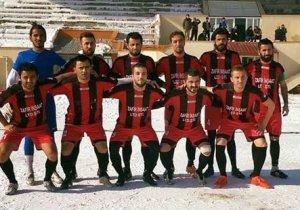 Yüksekova Belediyespor, Hakkari Gücü'nü 10-0 yendi