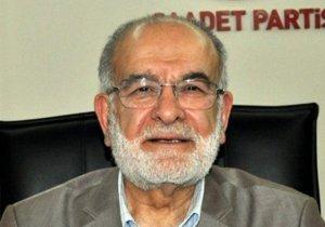Saadet Partisi: Ortamlarda 'hayır' diyeceğiz