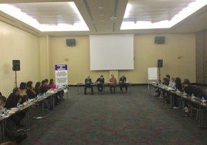 Yerel gazetecilerin katıldığı ayrımcılık çalıştayı sona erdi