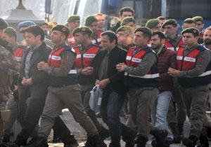 Erdoğan'a suikast timi mahkemede