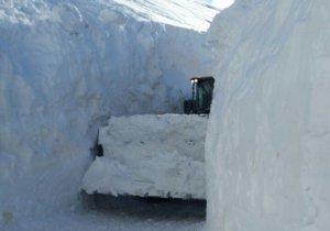 Hakkari'de 5 köy yolu ulaşıma kapalı