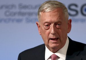 ABD Savunma Bakanı Mattis ilk kez Irak'ta: Petrol için burada değiliz
