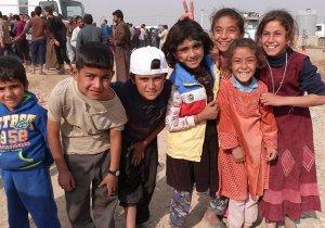 Musul'daki 350 bin çocuk için uyarı