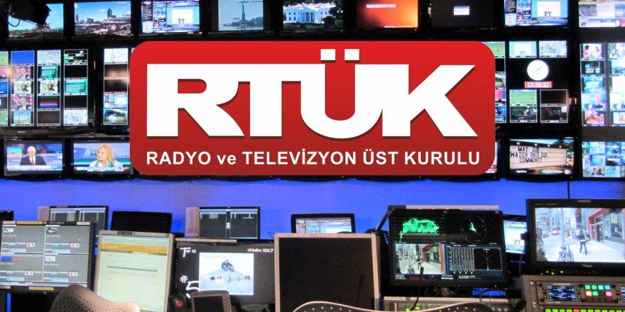 RTÜK'ten uyduya ceza yağdı