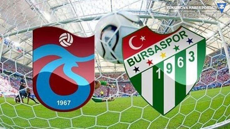 İddaa, Trabzon-Bursa maçını listeden çıkardı
