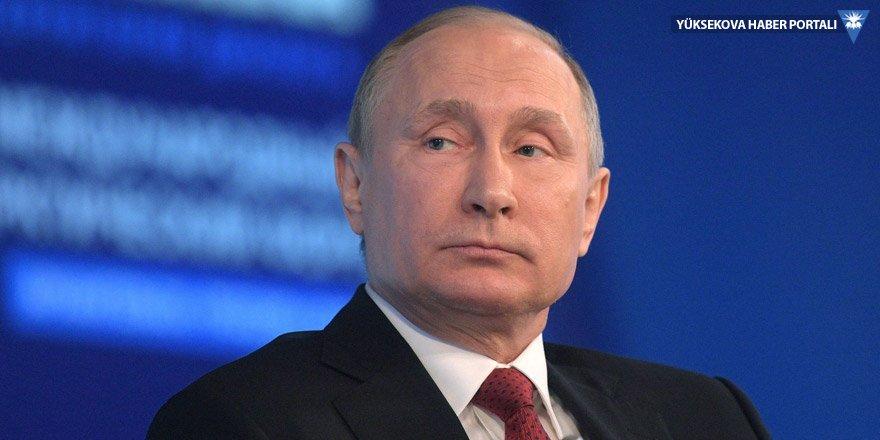 Putin: Tutuklu IŞİD'ciler harekat nedeniyle kaçabilir