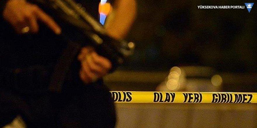 Şanlıurfa Emniyeti önünde bir kişi vuruldu