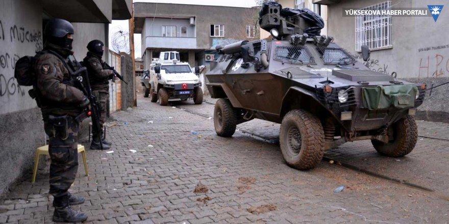 Bitlis'in Hizan ilçesinde sokağa çıkma yasağı