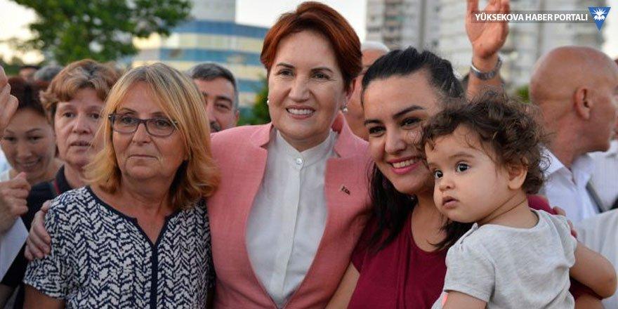Akşener: Parti 15 Ekim'de kuruluyor