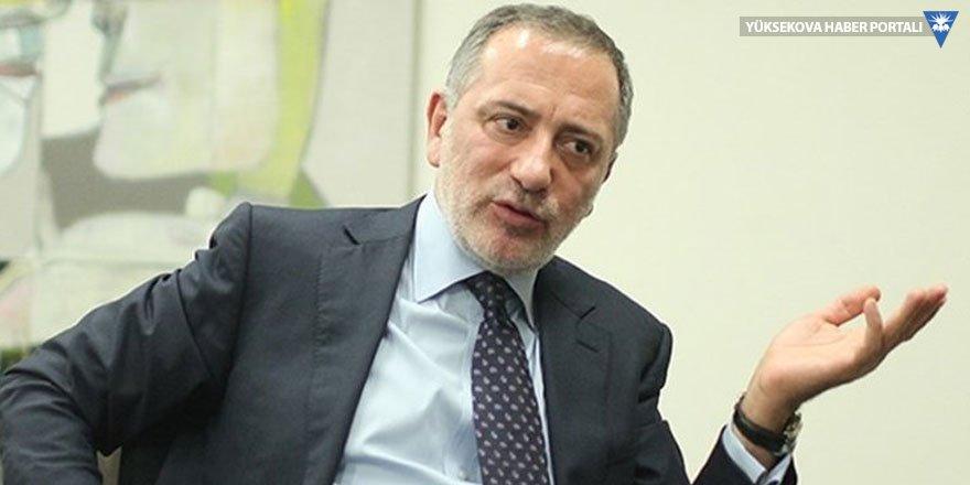 Fatih Altaylı: Öcalan'la konuşmuşum, HDP'li ile mi konuşmayacağım ancak Habertürk'ün yayın politikasını ben belirlemiyorum