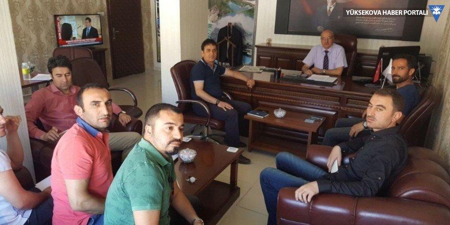 Hakkari SGK'dan bilgilendirme toplantısı