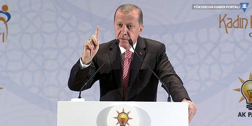 Cumhurbaşkanı Erdoğan: Adaletin aranacağı yer bellidir.