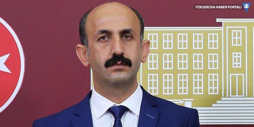 Akdoğan, Hakkari'deki hava kirliliğini sordu