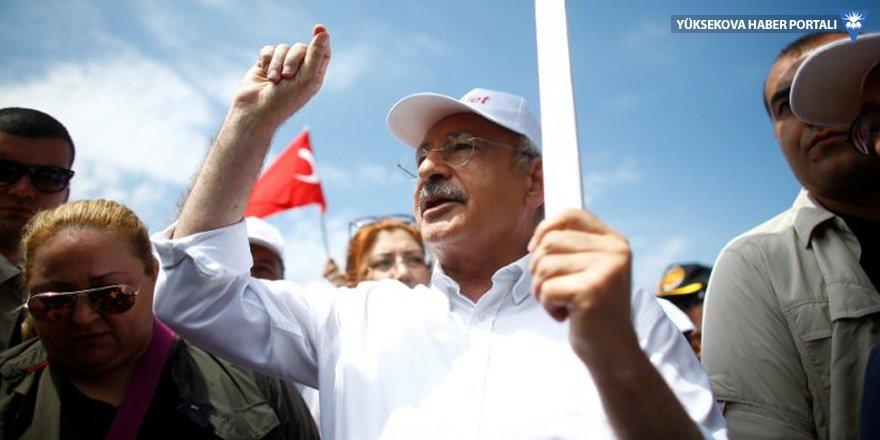 Adalet yürüyüşü Edirne'ye kadar sürecek mi? Kılıçdaroğlu yanıtladı