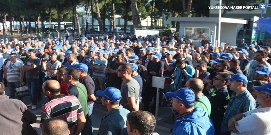 PETKİM'de gözaltına alınan sendikacılar serbest bırakıldı